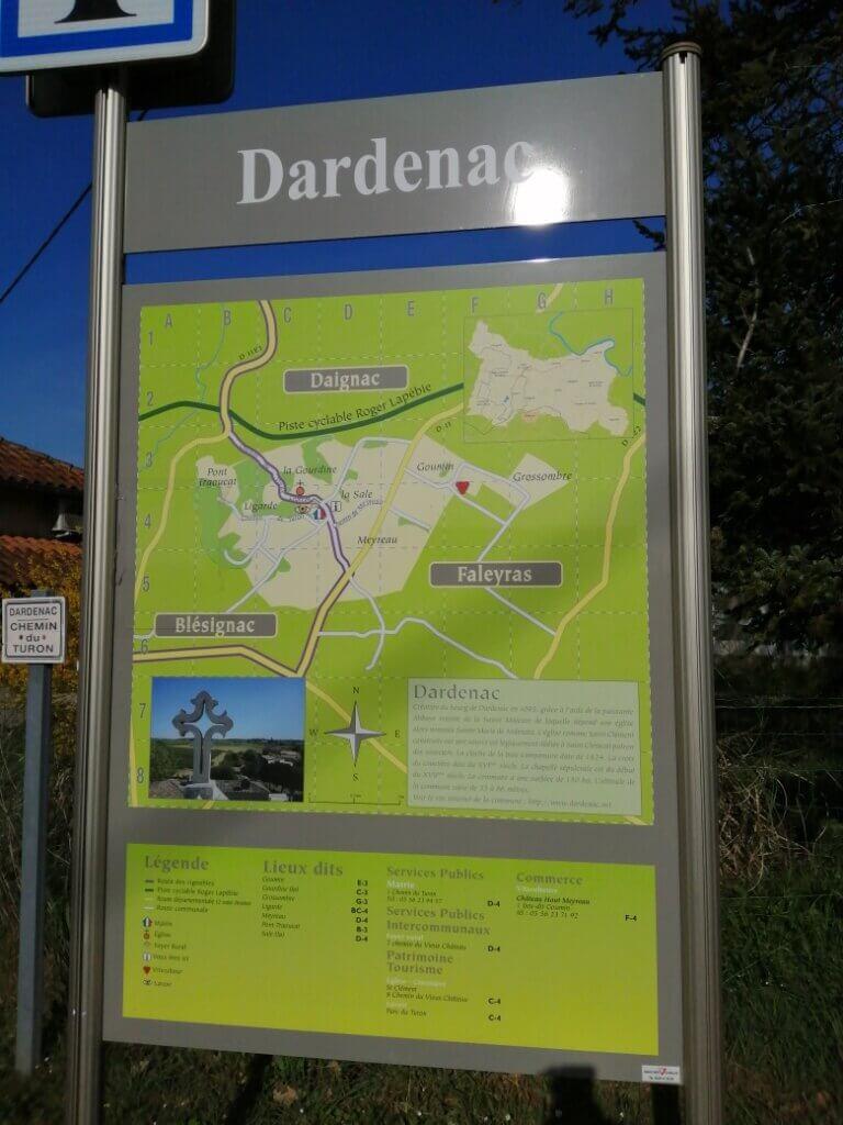 DAIGNAC - DARDENAC