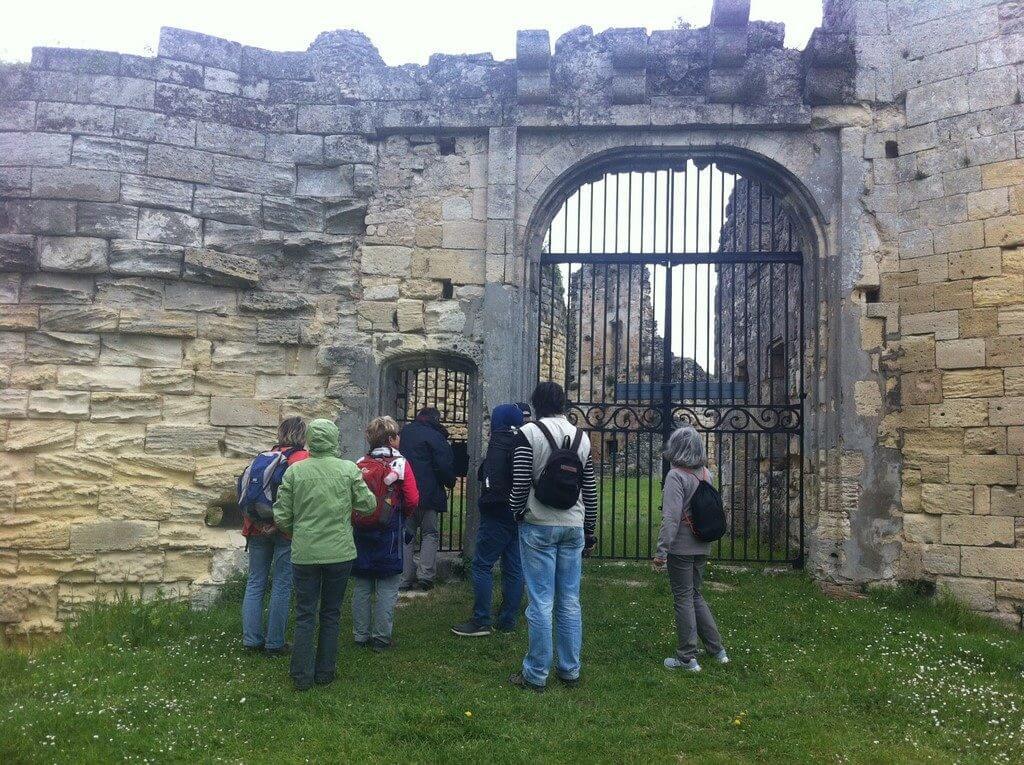 Blanquefort 15 avril 2017 - la Citadelle et le Parc Majolan